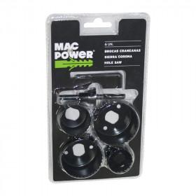 Broca Craneana - MAC