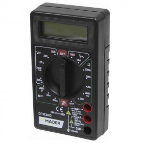 Multímetro Digital DT830D